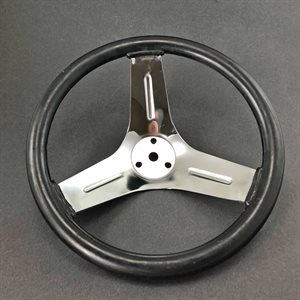 Neoprene steering wheel