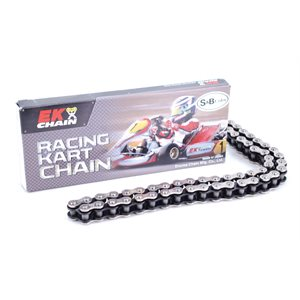 EK Silver Pro #35 Kart Chain - 106 link