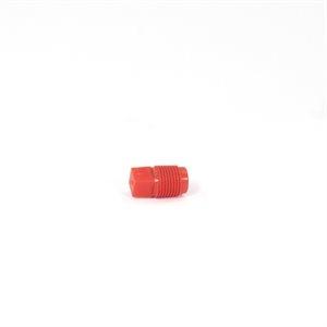 """Plastic plug, 1 / 8"""""""