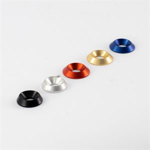 """Conical washer, 6mm or 1 / 4"""" hardware"""
