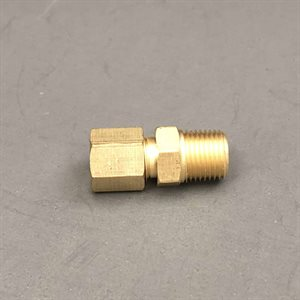 Brass fitting, 3 / 16""