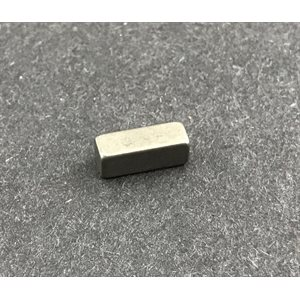 "3 / 16"" Square Clutch Key - (50 pack)"