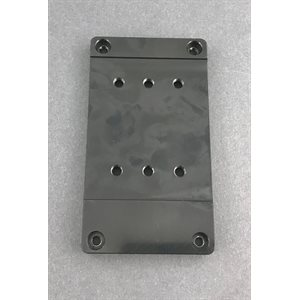 Motor mount top plate only