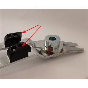 Replacement Mounting Plastics for Tire Changing Tool
