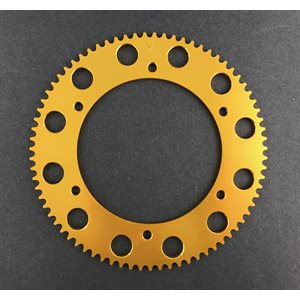 Pit Parts solid sprocket (#219 chain)