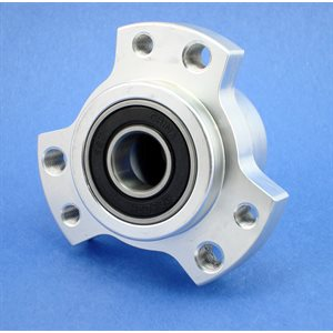 "Front wheel hub, 5 / 8"" (includes hardware)"