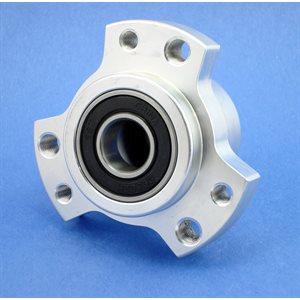 "5 / 8"" Front wheel Hub - Plain (w / Hardware)"