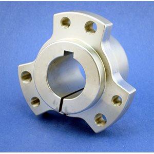 """1"""" Rear Wheel Hub (w / Hardware)"""
