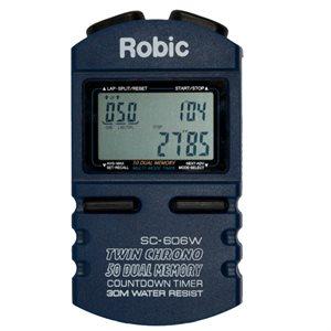 Robic Oslo 60 Dual memory stopwatch