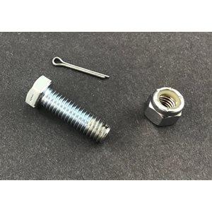 "3 / 8"" x 1-1 / 4"" hex bolt - tie rod"