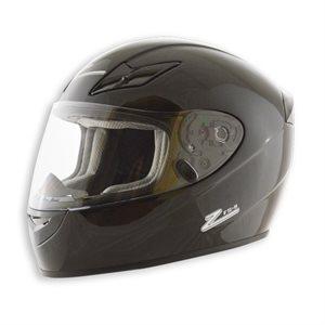 Zamp FS8 Helmet - Gloss Black