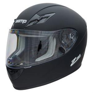 Zamp FS9 Helmet - Matte Black