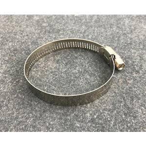 Large air filter clamp (52-76 mm)