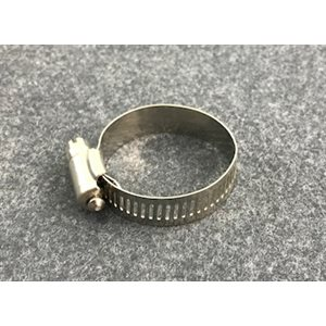 Small air filter clamp (21-44 mm)