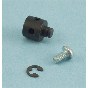 Yamaha carb cable anchor