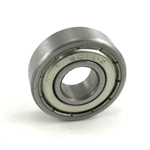 Spindle bearing, 10mm ID x 26 mm OD x 8 mm W